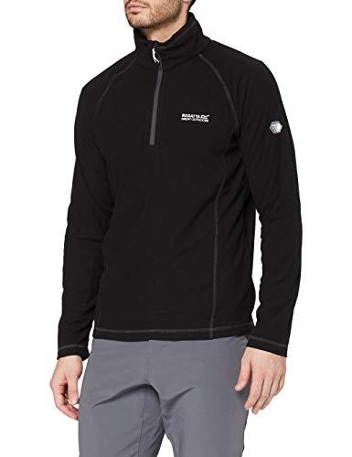 Regatta Montes Polaire Homme Black FR : XL (Taille Fabricant : XL)