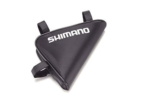 Cicli Bonin Shimano MTB Sholder Sacs Mixte, Noir, Taille Unique