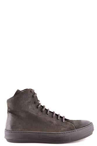 THE LAST CONSPIRACY Luxury Fashion Herren TLC1685061 Grau Leder Stiefeletten | Frühling Sommer 20