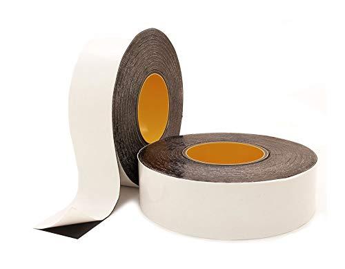 Doppelseitiges Kunstrasen Klebeband - 5cm x 15m, Saumband Nahtdichtungsband Kunstrasenkleber Nahtklebeband