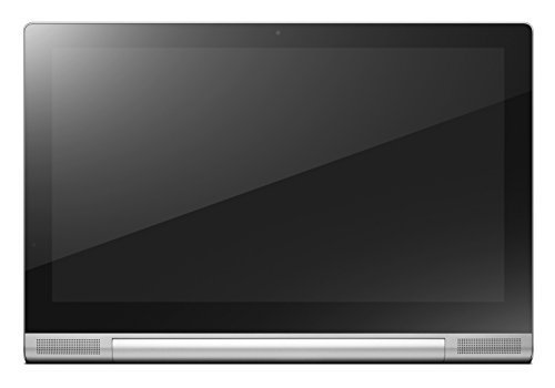 Lenovo YOGA 2 Pro Convertible Touchscreen Tablet with Inbuilt Projector (Intel Atom Z3745 1.86 GHz, 2 GB LPDDR3 RAM, 32 GB eMMC, 8 MP f2.2 Auto-Focus Rear and 1.6 MP HD Fixed-Focus Front Camera, Wi-Fi, BT, Android 4.4) - 13.3 Inch, Silver by Lenovo