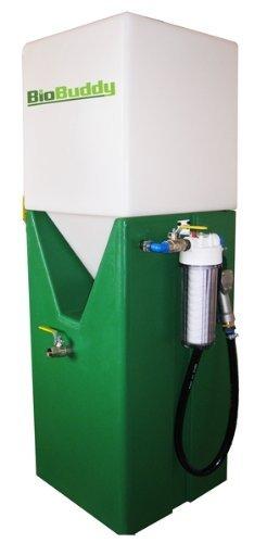 Procesador de Biodiesel BioBuddy 125L