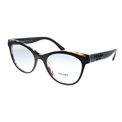 Gafas graduadas Prada PR 5 WV 3891O1 Negro/Havana