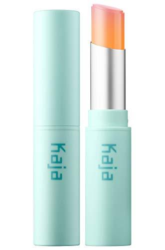 KAJA Mood Balm | Color Changing Lip Moisturizer | 02 First Thing - Orange to Peach | Cruelty-Free, Vegan, Paraben-Free, Sulfate-Free, Phthalates-Free, K-Beauty