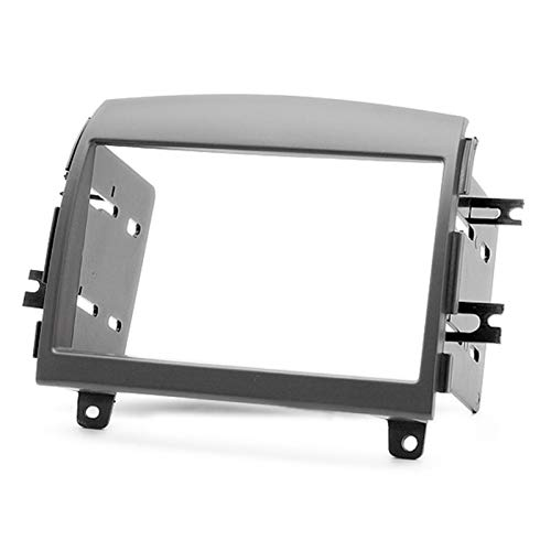 Rumors Coche Radio Estéreo Cara Fascia Surround Tim Panel Kit Fit para Hyundai Sonata NF 173x98mm