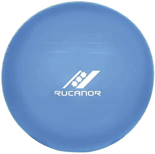 Rucanor, Pallone Ginnico, Azzurro, 55 cm