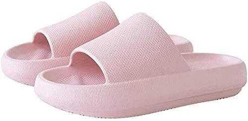 2020 Neueste Technologie Super Soft Slippers Bad Duschpantoffeln Quick Dry rutschfest (Gelb 37 38) Erwachsener-35 EU_EIN Iteration