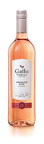 6x 0,75l - 2018er - E. & J. Gallo - Family Vineyards - Grenache Rosé - Kalifornien - Rosé-Wein lieblich