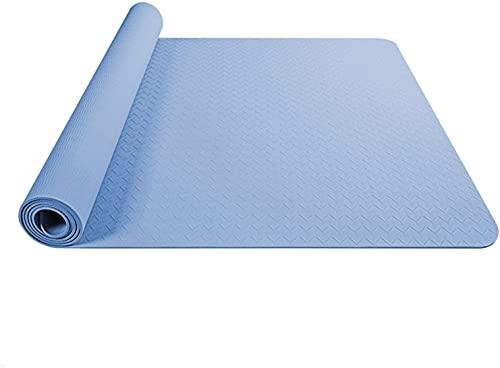 Esterilla Yoga esterilla fitness esterilla deporte colchoneta plegable gimnasia Alfombrillas de yoga antideslizantes gruesas, esterilla gruesa antideslizante antidesgarro para yoga, esterilla de fitne