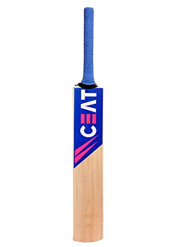 Ceat Cricket bat for Boys 15+ Years Suitable for Tennis Ball as Well as Hard Tennis Ball