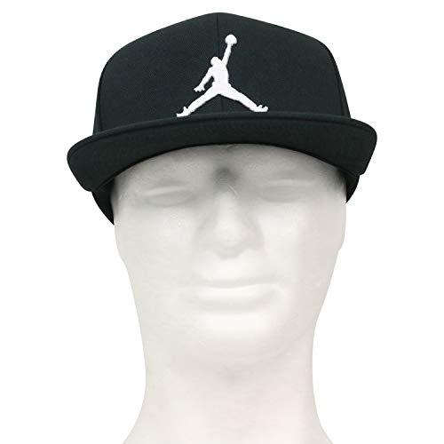 Nike Jordan Pro Jumpman Snapback Gorra, Unisex Adulto, Negro...