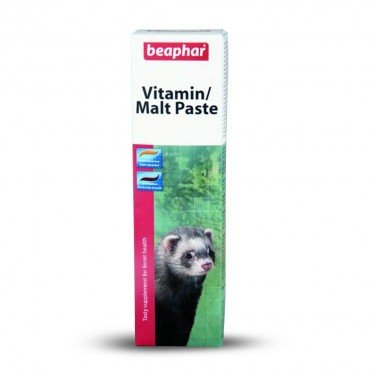 Beaphar Ferret Vitamin Malt Paste 6 x 100g