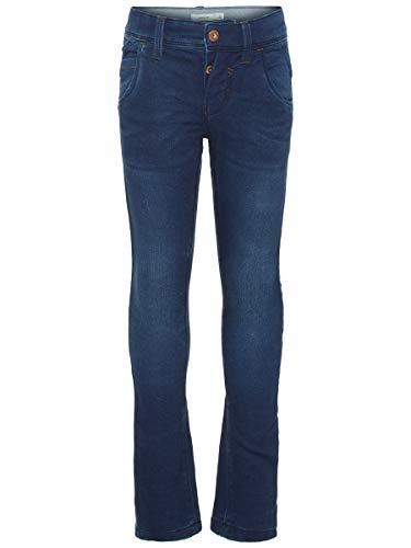 NAME IT Boy Jeans X-Slim Fit Sweatdenim 128Dark Blue Denim