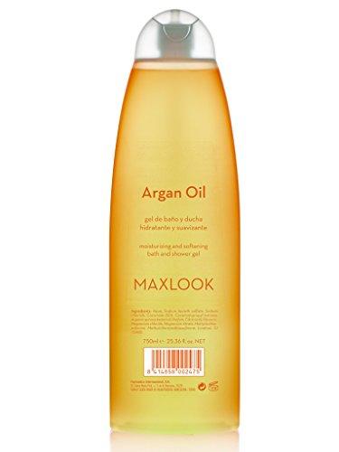 Maxlook Gel de Ducha Aceite de Argán 750ml