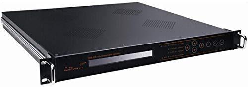 Gowe 4* DVB-C RF Out QAM Modulator, 4* Tuner oder 4* ASI-in und Ausgang 4* QAM für Transport mehr Digital TV Programme