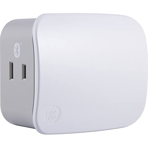GE Bluetooth Smart Dimmer (Plug-In), 13866, Works with Alexa