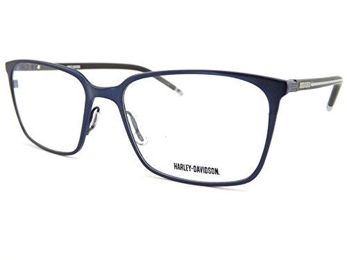 Harley Davidson - Montura de gafas - para hombre azul azul Medium