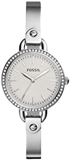 Fossil Classic Minute Three-Hand Stainless Steel Watch - BQ3222