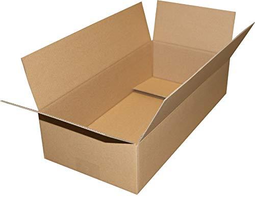 10 St. Post Päckchen Gr. M Versandkarton 600 x 300 x 150 Versandverpackung Faltschachtel 60 x 30 x 15