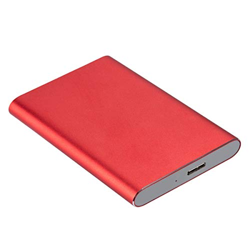 VDSOIUTYHFV 2.5'' Portable External Hard Drives 160GB-USB 3.0 HDD Backup Storage for PC, Desktop, Laptop, TV, Mac, MacBook,Windows