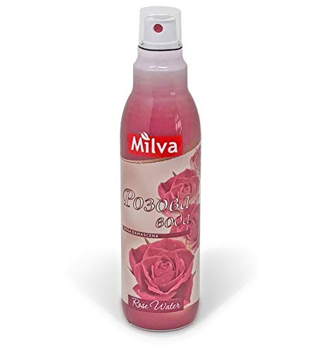 Rose-Water Face & Body Spray- With Natural Rose Oil - Refreshes, Tones & Moisturises - 200ml