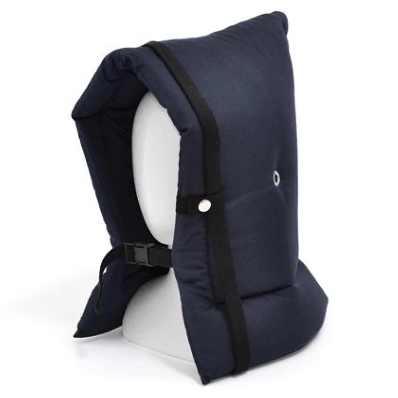 エスカレート法律郵便防災頭巾 子供用 ディープネイビー N4414300