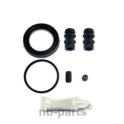NB Parts Alemania 10012408Juego de reparación para freno delantero 54mm Sistema de frenos Bosch rep resistente al Juego de Juego