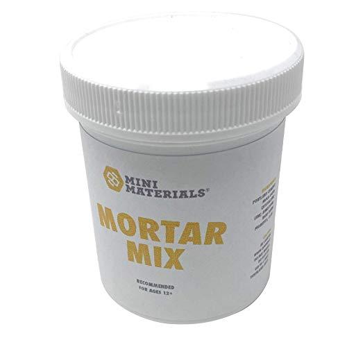 Mini Materials - Miniature Block Mortar Mix 4oz
