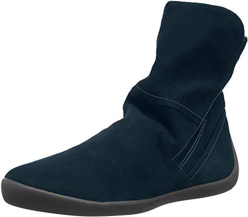 Softinos Damen NIDO552SOF Hohe Stiefel, Grün (Dk. Petrol 002), 41 EU