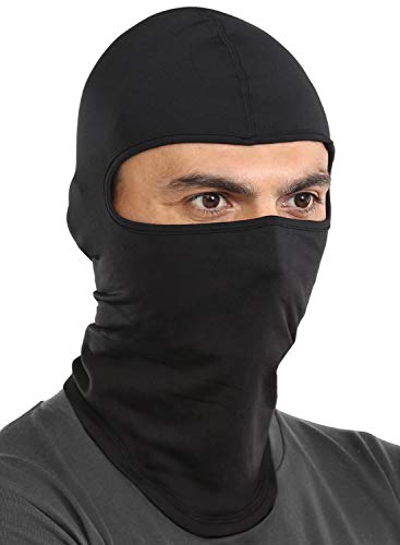 Balaclava Ski Mask - Cold Weather Face Mask for Men & Women - Windproof Hood Snow Gear for Motorcycle Riding & Winter Sports