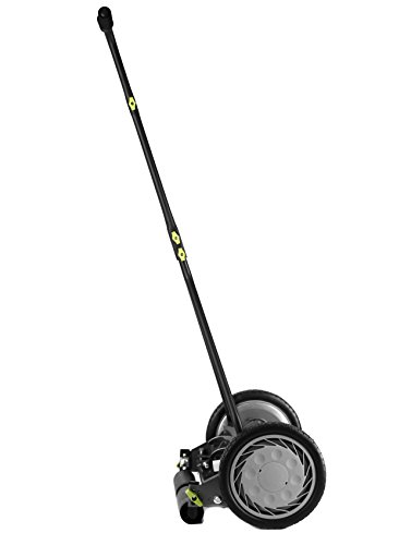 9. Earthwise 1715-16EW  7-Blade Push Reel Lawn Mowe