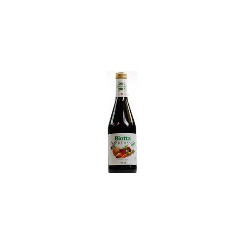 Lot de 12 bouteilles de jus bio de Breuss (500 ml)