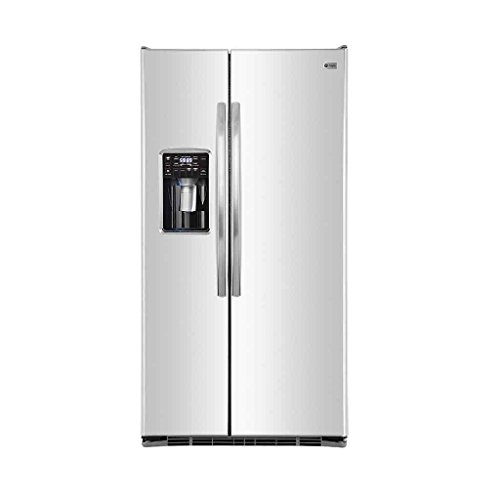 GE Profile PSMS6PGGCSS Refrigerador 26 pies Side-by-side de Acero Inoxidable