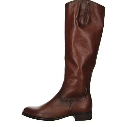 Gabor Fashion Stiefel in Übergrößen Braun 31.648.22 große Damenschuhe, Größe:42