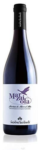 MARZAIOLA Lacrima di Morro d'Alba DOC 2018-6 bottiglie da 750 ml