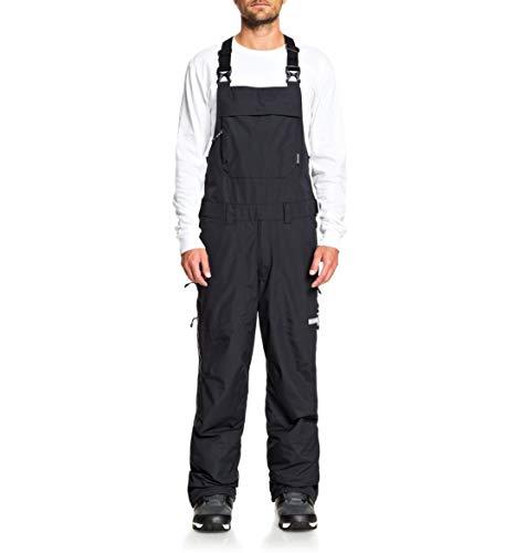 DC Shoes Brigade - Pantalón Shell de Peto para Snowboard - Hombre - S