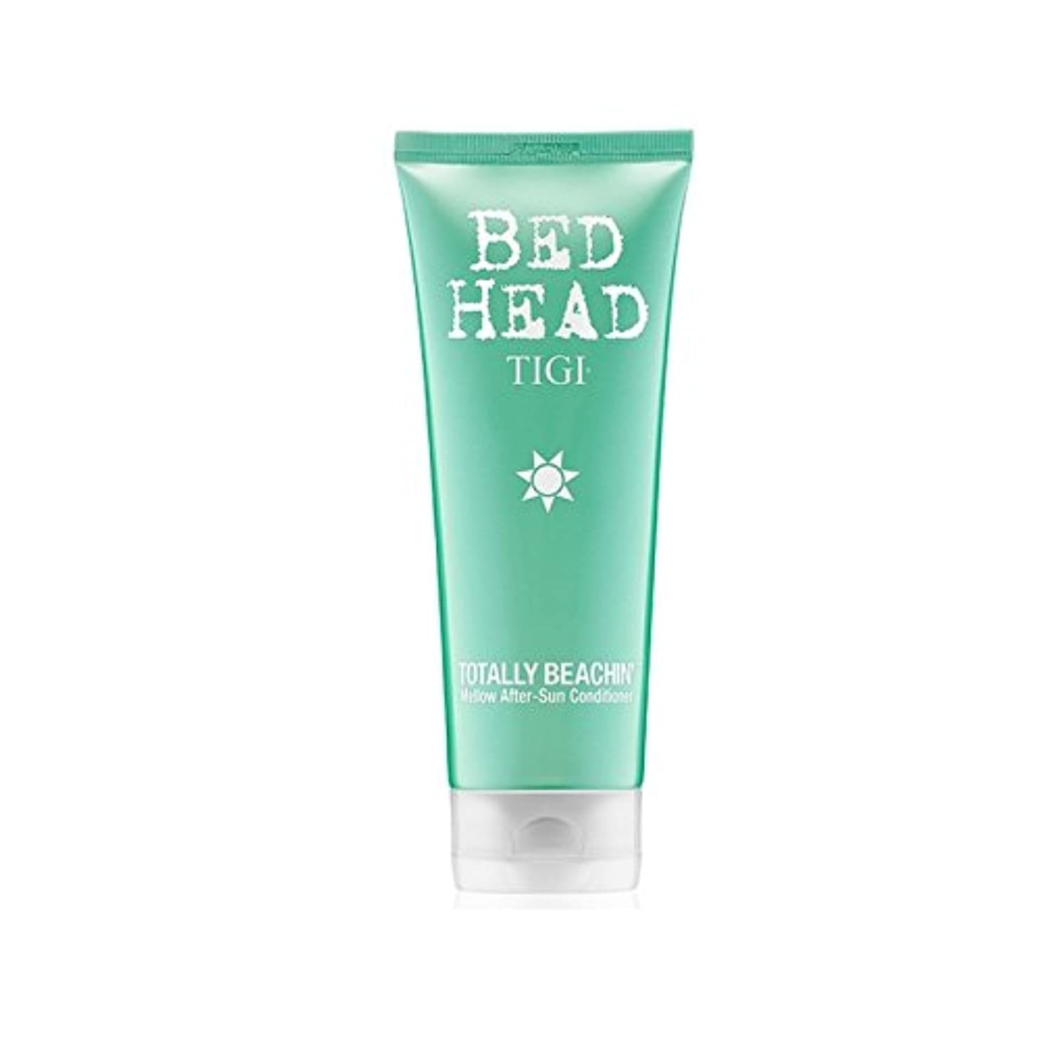 後世おとうさん通信網ティジーベッドヘッド全くまろやかアフターサンコンディショナー(200ミリリットル) x2 - Tigi Bed Head Totally Beachin Mellow After-Sun Conditioner (200ml) (Pack of 2) [並行輸入品]