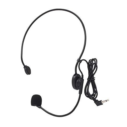 Docooler SH-600 VHF headset microfoon insteekmicrofoon draadloze microfoon Voice AMP met 6,35/3,5 mm kabel voor het onderwijs van spreden, vergaderingen, prestaties, karaoke