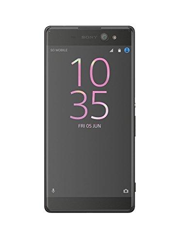 Sony Xperia XA Ultra Smartphone 4G SIM Unique, Android, NanoSIM, Edge, GPRS, GSM, HSPA+, UMTS, LTE Noir 16Go