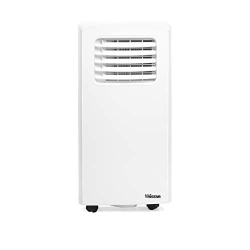 Tristar Climatizzatore 3 in 1 AC-5474, 5000 BTU, Classe Energetica A, Deumidificatore, Condizionatore e Ventilatore, Bianco