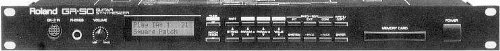 Roland GR50 Guitar Synthesizer Sound Module