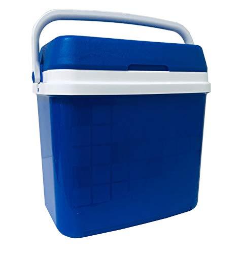 DMZ Coolbox camping-koelkast, 32 l, blauw