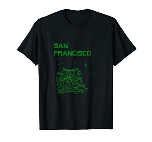 Unknown Elevations - San Francisco T-Shirt