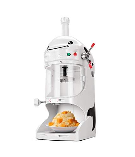Commerciële ijsmachines, automatische slush ijsmachine milkshake machine 220V stopcontact sneeuw cone machine