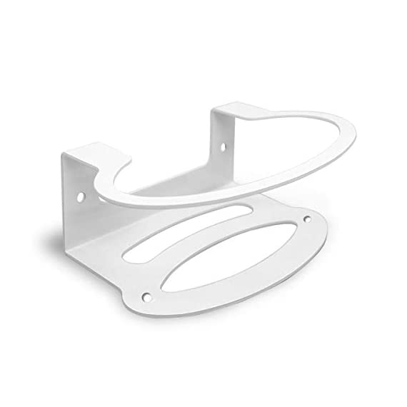 Orbi WiFi 6 Wall Mount, ALLICAVER Sturdy Metal Made Wall Mount Bracket Compatible with Netgear Orbi WiFi 6 Router RBK852… 5 ✅【Sturdy Metal Made】 :-Made of metal, sturdy and reliable. Especially design for your Netgear Orbi Wifi 6 (Orbi is not included) . ✅【Stronger Signal and Safety】 :-Acquire a stronger wifi 6 signal when mounting high on the wall, keeps your Orbi out of the way of pets, and child. ✅【Stabilize your Orbi】 :-Two holes on the bottom of the bracket, 2 fasteners included which can attach the Orbi wifi 6 to the bracket.