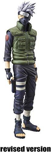 SAMER Naruto Shippuden: Figura Hatake Kakashi Relaciones Shinobi Grandista PVC