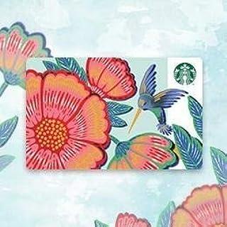 スタバ 韓国 2019 スプリングスタバ カード ケース付き海外 スターバックス 春 桜 フラワー