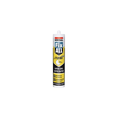 Soudal Fix-All Turbo wit 290 ml