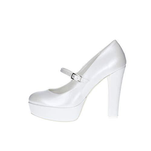 Ugo De Blasi Zapatos de mujer Blanco Size: 38 EU