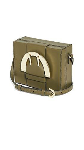 Leather: Calfskin Buckle accent Length: 7in / 18cm Height: 5.5in / 14cm Dust bag included
